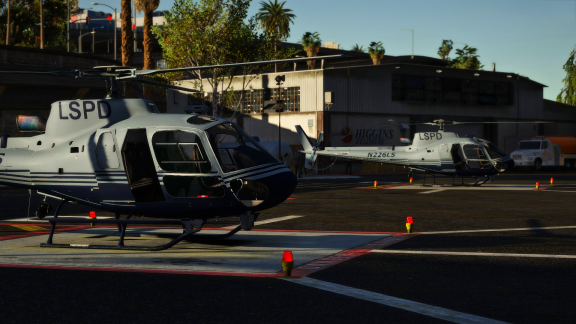 Air Support Unit LSPD