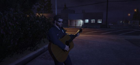 I just want to play for you.