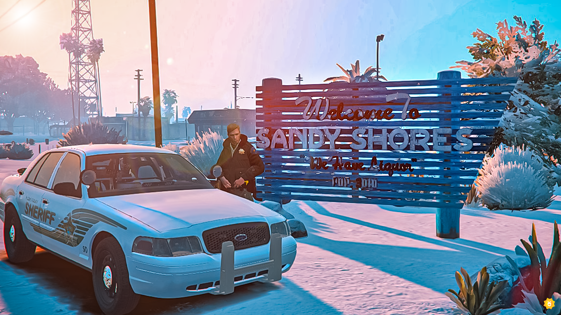 Welcome to Sandy Shores!
