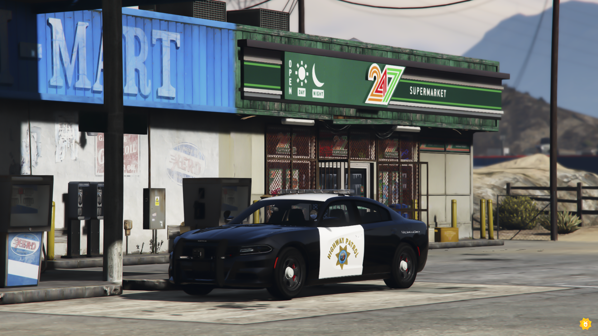 SAHP Dodge Charger