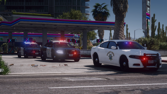 CHP Styled Rolling Out
